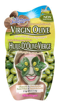 Montagne Jeunesse Virgin Olive Ultra Deep Cleansing Masque 15g