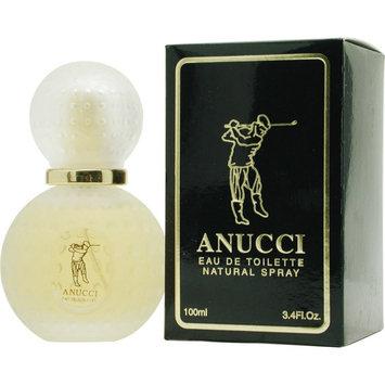 Anucci By Anucci Edt Spray 3.4 Oz