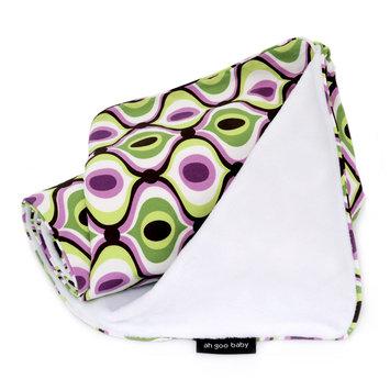 Ah Goo Baby Stroller Blanket Pattern: Spa
