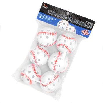 Lion Sports Inc. 6pk Seamed Baseballs - White