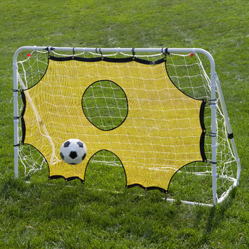 Lion Sports Inc. Lion Sports 3 in 1 Soccer Trainer - 6 x 4