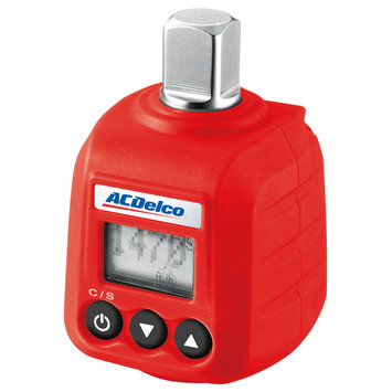 Durofix-Ac Delco Power Tools DEARM602-4 .5 in. Digital Torque Measuring Adaptor