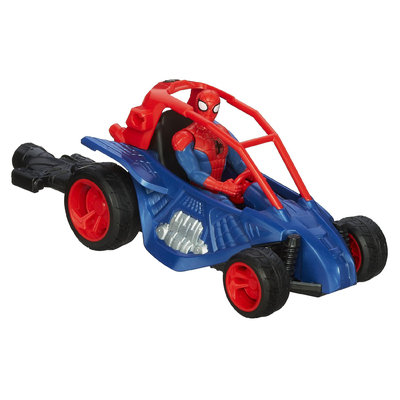 Marvel Comics Ultimate Spider-Man Sand Runner Vehicle