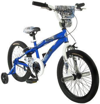 Mongoose Decoy Boy's Bike, Blue - 18