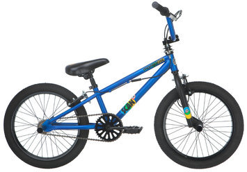 Pacific Cycle Mongoose Boy's Scan Jr. BMX Bike