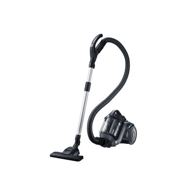Bagless Canister Vacuum w/ Power Brush