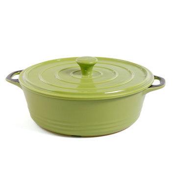 The Bartley Collection Crockpot Aiden 3-Quart Casserole Dish & Lid