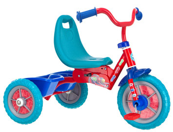Chuggington R6779 Folding Tricycle Bike Red and Blue - 10 in.
