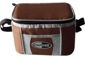 Paosin Knitting Works Co Ltd 6 Pack Everyday Cooler Bag - Brown