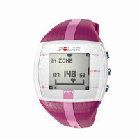 Polar - FT4 Women's Heart Rate Monitor - Purple/Pink