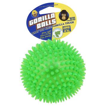 Petsport USA Large Assorted Colors Gorilla Ball Dog Toy