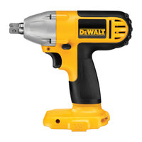 DeWalt DC821B 18V High Torque Impact Wrench
