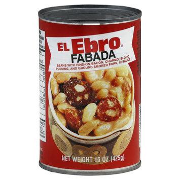 Ebro Packing Co Inc Fabada, 15 oz (425 g)