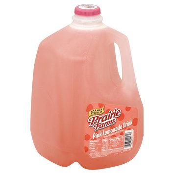 Prairie Farms Dairy, Inc. Drink, Pink Lemonade, 1 gl (3.78 lt)