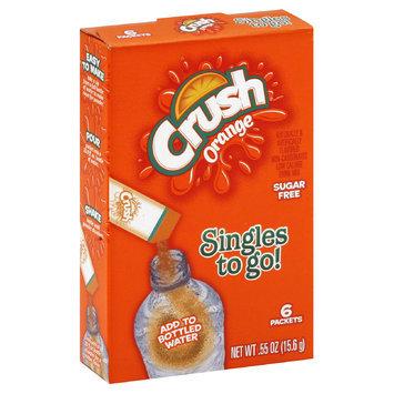 The Jel Sert Company DDI 1458742 Orange Crush Singles-To-Go