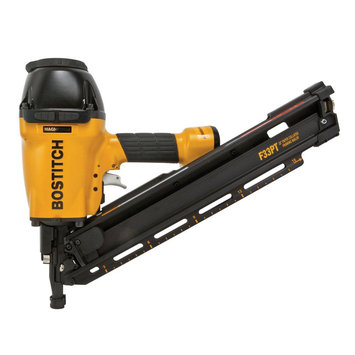Stanley Bostitch 33 Degree Paper Tape Framing Nailer