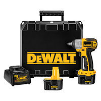 DEWALT DC841KA 3/8 12V Cordless XRP Impact Wrench Kit