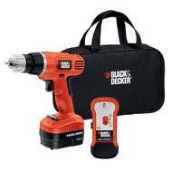 Black & Decker GCO12SFB 12V Cordless Drill and Stud