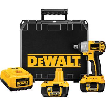 DEWALT DC822KL Cordless Impact Wrench Kit,18.0V