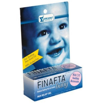 Finafta Baby Pain Relief Gel, 0.25 oz (7.1 g)