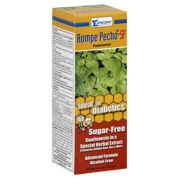 Rompe Pecho Rompe Pecho SF Expectorant, 6 fl oz (178 ml) - EFFICIENT LABORATORIES, INC.