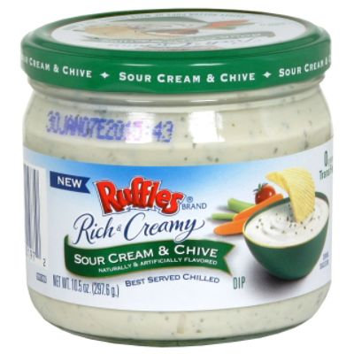 Ruffles® Dip, Sour Cream & Chive