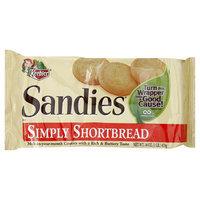 Keebler Sandies Simply Shortbread Cookies