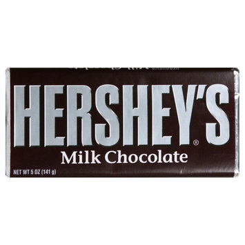 Hershey Chocolate Usa Milk Chocolate, 5 oz (141 g)