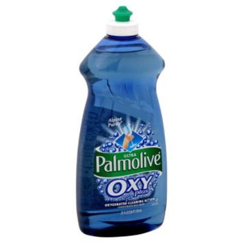 Palmolive Ultra Oxy-Plus Dish Liquid, 25 oz
