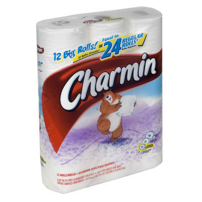 Charmin® Bathroom Tissue