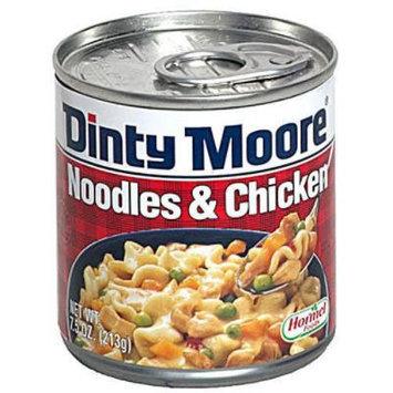 Dinty Moore Noodles & Chicken, 7.5 oz (213 g) - HORMEL FOODS CORPORATION