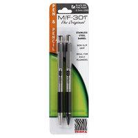 Zebra Pen M/F301 Pen/Pencil Set 12 PK/BX