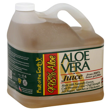 Fruit Of The Earth Aloe Vera Juice