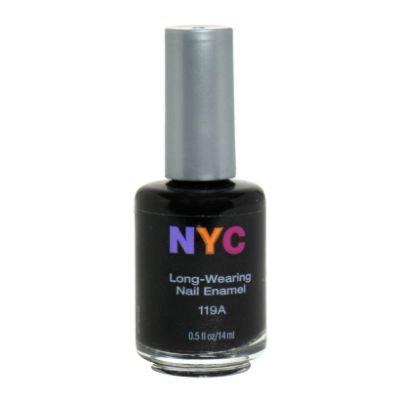 N.Y.C. New York Color Long Wearing Nail Enamel