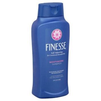 Unilever Home & Personal Care Usa Finesse Self Adjusting Shampoo, Moisturizing, 24 fl oz (710 ml)