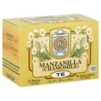 Placeholder Tadin Herbal Tea - Manzanilla (24 Tea Bags)
