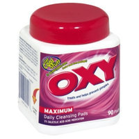 Oxi Clean Oxy Cleansing Pads, Maximum, 90 pads - GLAXOSMITHKLINE CONSUMER HEALTHCARE, LP.