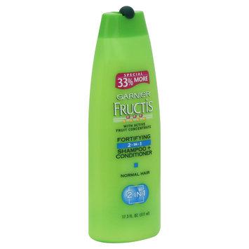 Garnier Fructis Fortifying Shampoo + Conditioner 2 in 1
