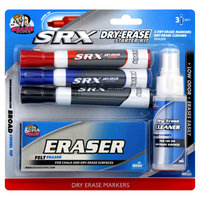 Mega Brands Mega Board Dudes Value Pack with Pens, Cleaner, Eraser