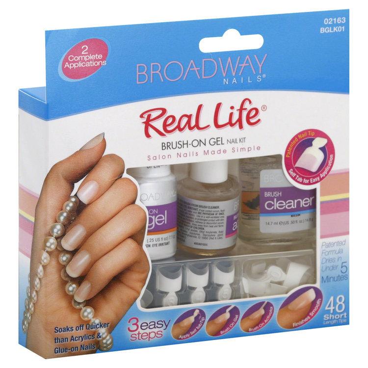 Broadway Nails Real Life Nail Kit, 48ct Reviews