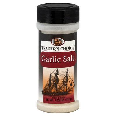 Trader's Choice Garlic Salt, 4.25 oz (121 g) - SPECIALTY BRANDS, INC.