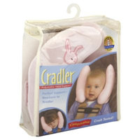 Kiddopotamus Corp CLOSEOUT! Kiddopotamus Cradler In Pink