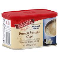 General Foods International Coffeehouse Beverage Mix, French Vanilla Cafe, 9 oz (255 g)
