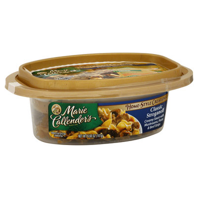 Marie Callender's: Classic Stroganoff Home Style Creations, 6.6 Oz