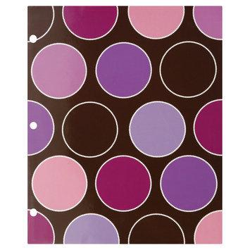 Carolina Pad & Paper Company Carolina Pad Cpp 15874 11.75in X 9.5in Studio C Hot Chocolate Collection 2 Pocke
