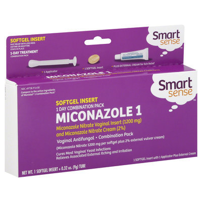 Kmart Corporation Miconazole 1, 1 treatment