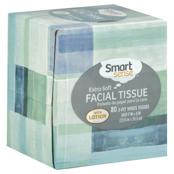 Smart Sense Facial Tissues