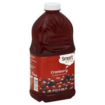 Smart Sense Juice Cocktail, Cranberry, 64 fl oz (2 qt) 1.89 lt - KMART CORPORATION