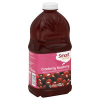 Smart Sense Juice Cocktail, Cranberry Raspberry, 64 fl oz (2 qt) 1.89 lt - KMART CORPORATION