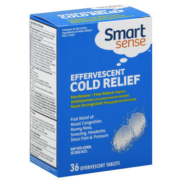 Kmart Corporation Cold Relief, Tablets, 36 tablets